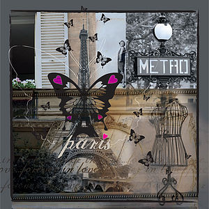 Paris Print - canvas prints & art