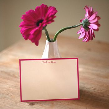 Personalised Border Cards