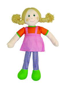Rag Doll Rosanne/Betsy/Jemima - soft toys & dolls