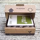 Windo Salads Seed Kit packed contents front view