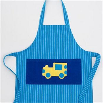 Fair Trade Train Apron