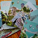 Set of Six Bristol Placemats