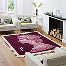 C:\fakepath\stamp rugs purple splash
