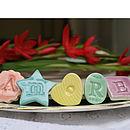 Amore Letter Magnets