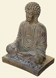 Buddha Sculpture - sculptures