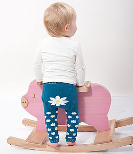 Daisy Baby Leggings - clothing