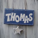 stitched sign_denim blue Dsc08323