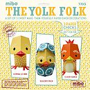 Yolk folk pack
