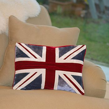 Jsen union jack cushion lighter 2