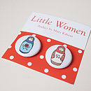 Little women badges