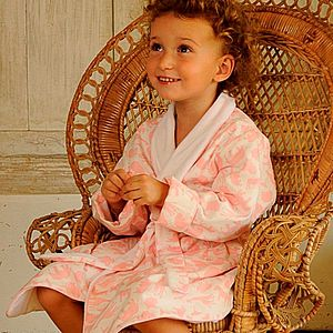 Safari Print Dressing Gown - nightwear