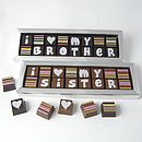 Personalised Chocolates For FAMILY