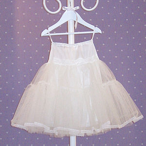 Princess Petticoat - bridesmaid dresses