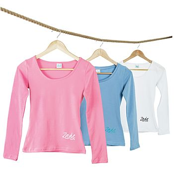 Women's Long Sleeve Pyjama Top