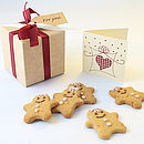 Gift Boxed Mini Gingerbread Men