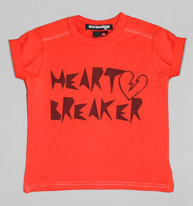 'Heart Breaker' T Shirt