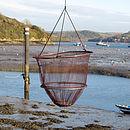 crabbing drop net