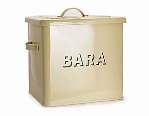 Medium 'Bara' Bread bin