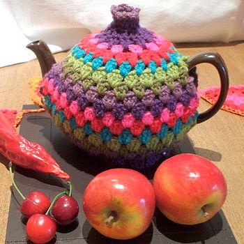 Handmade Vintage Style Granny Tea Cosy