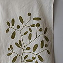 Smokebush Tea Towel