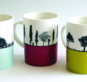 Landscape Mug - crockery & chinaware