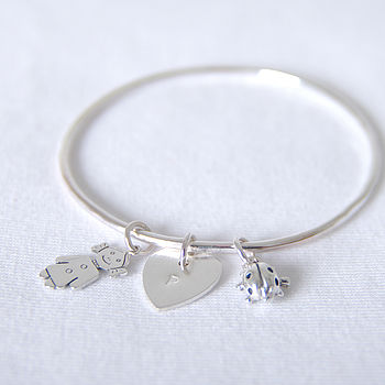 Childs Loved Ones Bangle