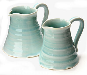 Hand Thrown Jug - tableware