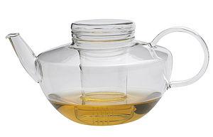 Opus Glass Teapot 1200ml