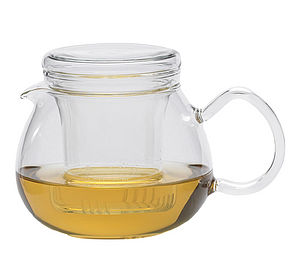 II Glass Teapot 500ml - kitchen accessories