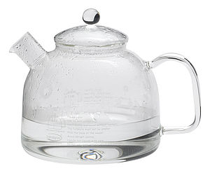 Glass Kettle - kitchen accessories