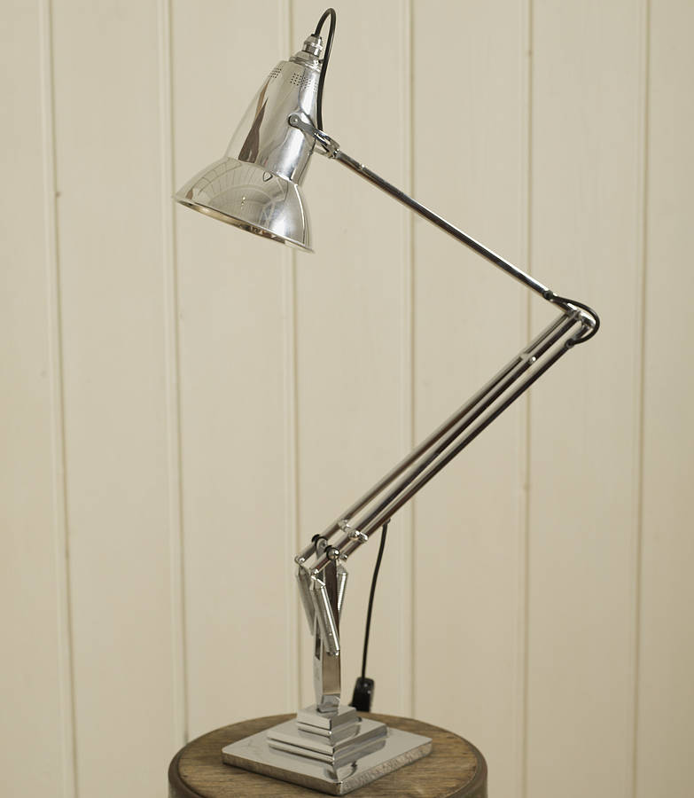 1950s Antique Anglepoise Lamp By The Original Home Store