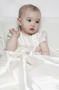 Christening Gown 'Poppy' - christeningwear