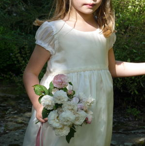 Attic Princess Dress - flower girl fashion