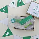 Birthday Box - Green