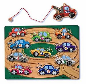 Magnetic Fishing Puzzles - traditional toys & games