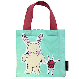 Bunny And Bug Girl's Handbag