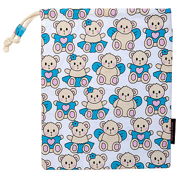 Teddies Girl Washbag