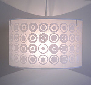 Modern Spot Large Lampshade