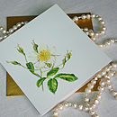 Rambling Rose 'Wedding Day' Card
