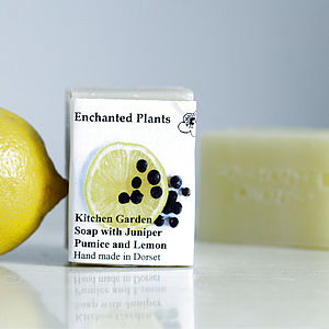 Kitchen Garden Organic Soap