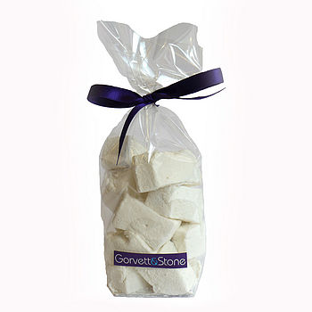 Handmade Honey And Vanilla Marshmallows