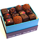 Box Of Dark Chocolate Fresh Cream Truffles