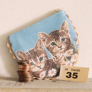 Naughty Kittens Purses - shop by personality