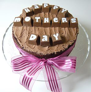 Letter And Number Chocolate Blocks - cakes & treats