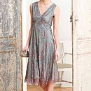 Kristen Lace Dress > Moth And Pink