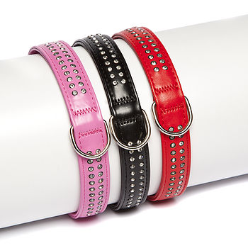 Bedazzled Diamante Collars