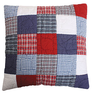 McKenzie Quilted Cushion