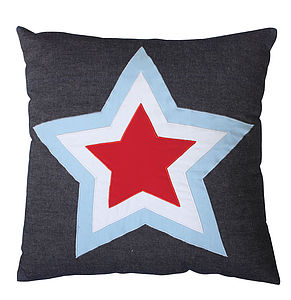 Single Star Cushion