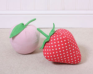 Fruit Shaped Doorstops