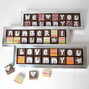 Chocolates For MOTHERS - for mothers